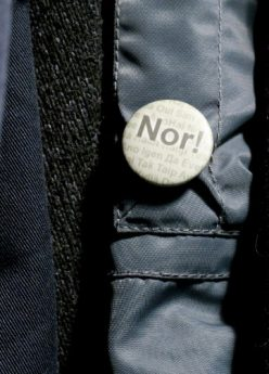 Nor Ja Yes Haj Button