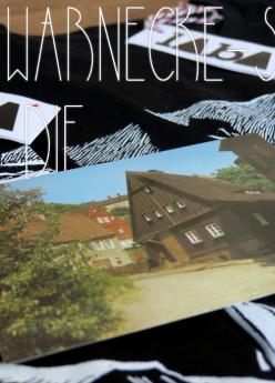 Hexenhaus Warnecke Postkarte