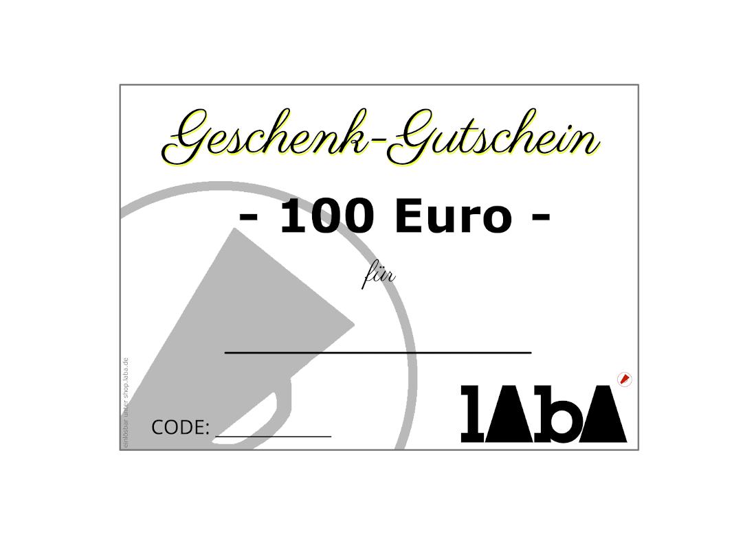 LABA_Gutschein_100