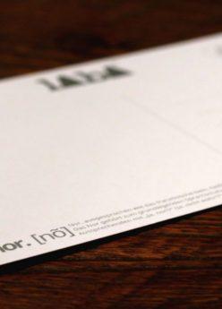 nor-Postkarte