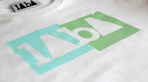 LABA reverse - blue-green
