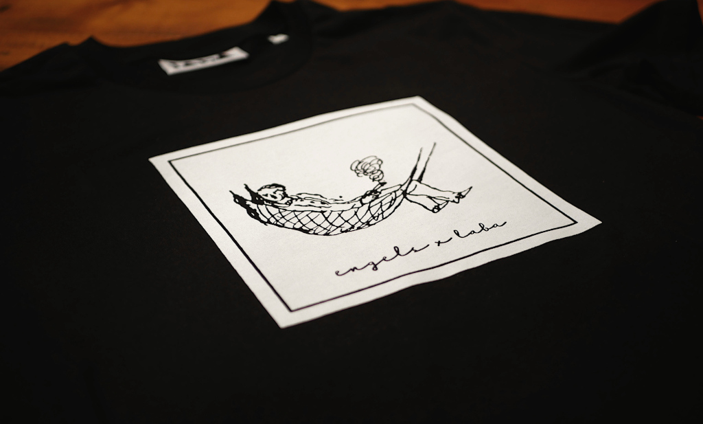 T-Shirt – ENGELS x LABA