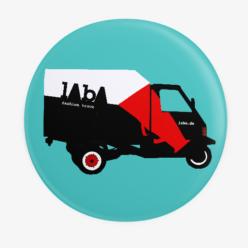LABA Fashion Truck Button