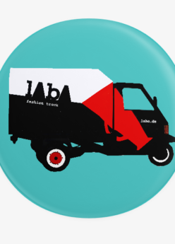 LABA Fashion Truck Button