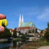 Peterskirche Button