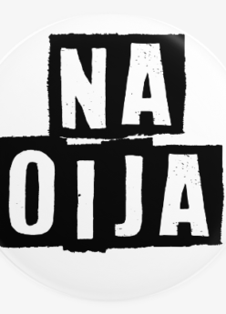 LABA Button - Na Oija
